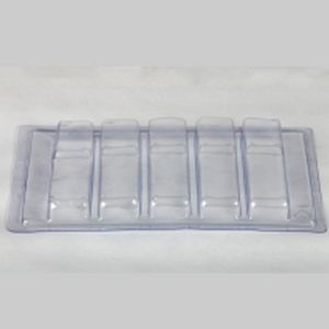 Blister vacuum forming