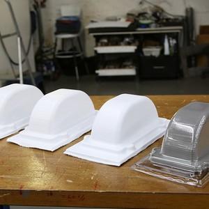 Empresa de molde de vacuum forming